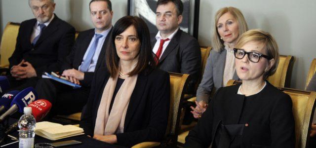 Ministrica Blaženka Divjak posjetila Sveučiliše u Rijeci