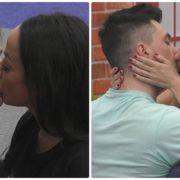 'Vrući' poljupci pali su između Anči i Lucije te Luke i Anezi…
