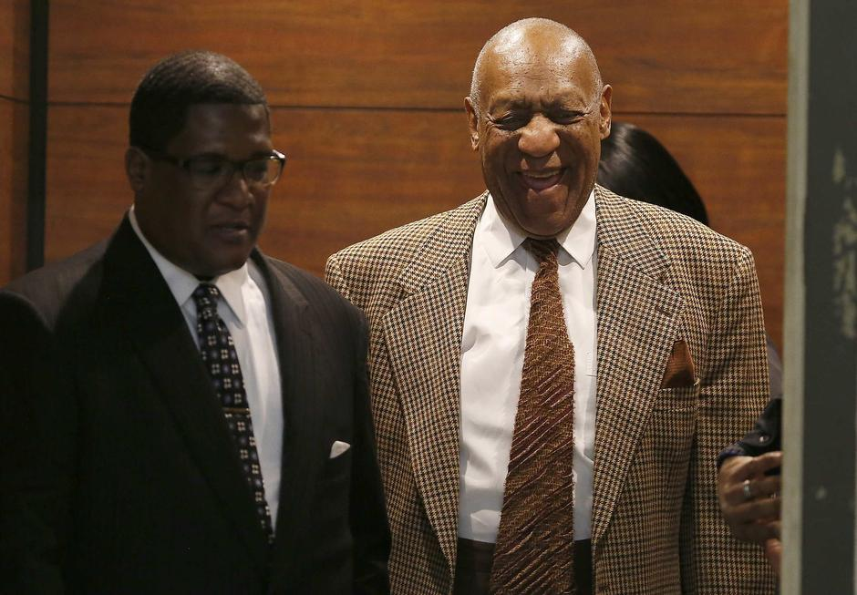 Cosby exits an elevator as he returns to court for a hearing in Norristown   Autor: pool/REUTERS/PIXSELL/REUTERS/PIXSELL
