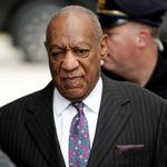 Actor and comedian Bill Cosby arrives for first day of retrial at the Montgomery County Courthouse in Norristown, Pennsylvania