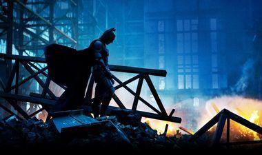 vitez tame Batman Nolan