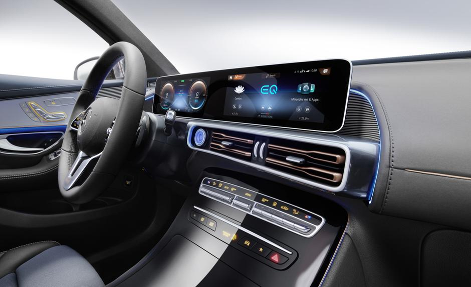 Der neue Mercedes-Benz EQC: Der Mercedes-Benz unter den Elektrofahrzeugen The new Mercedes-Benz EQC: The Mercedes-Benz among electric vehicles | Autor: Daimler AG - Global Communications Mercedes-Benz Cars