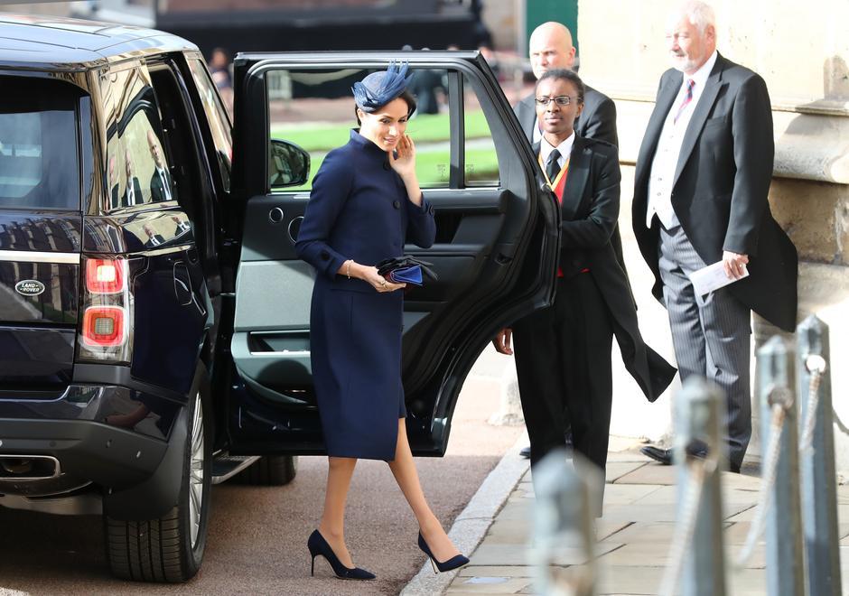 Princess Eugenie wedding | Autor: Gareth Fuller/Press Association/PIXSELL