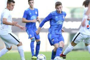 Dinamovi juniori protiv Lokomotiva iz Moskve jure osminu finala Lige prvaka