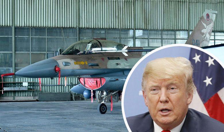 F-16 Barack