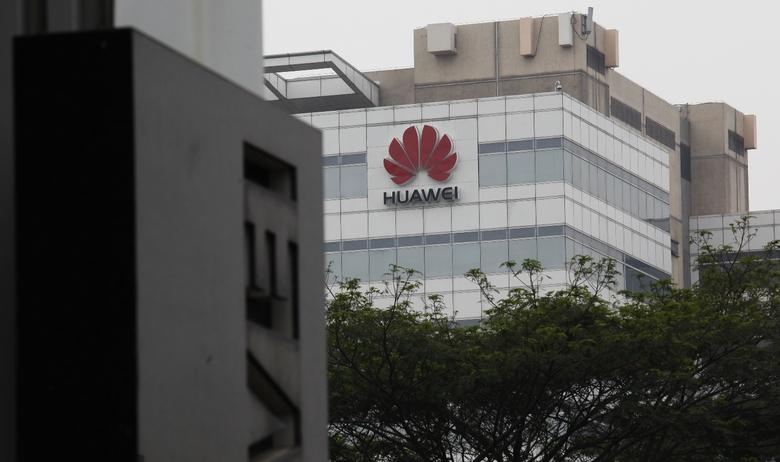 Huawei Kina
