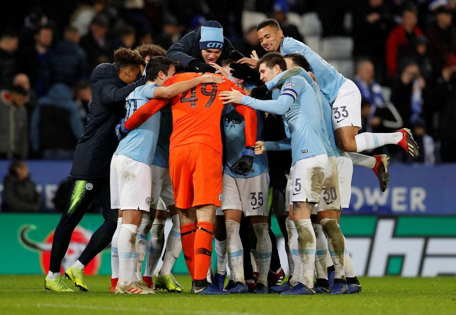Carabao Cup Quarter-Final - Leicester City v Manchester City   Autor: DARREN STAPLES