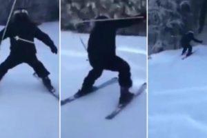 Autori skijaša Suada: 'Objavili smo ga tek kad smo se ismijali'