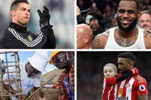 Sportaši koji su najveći humantarci