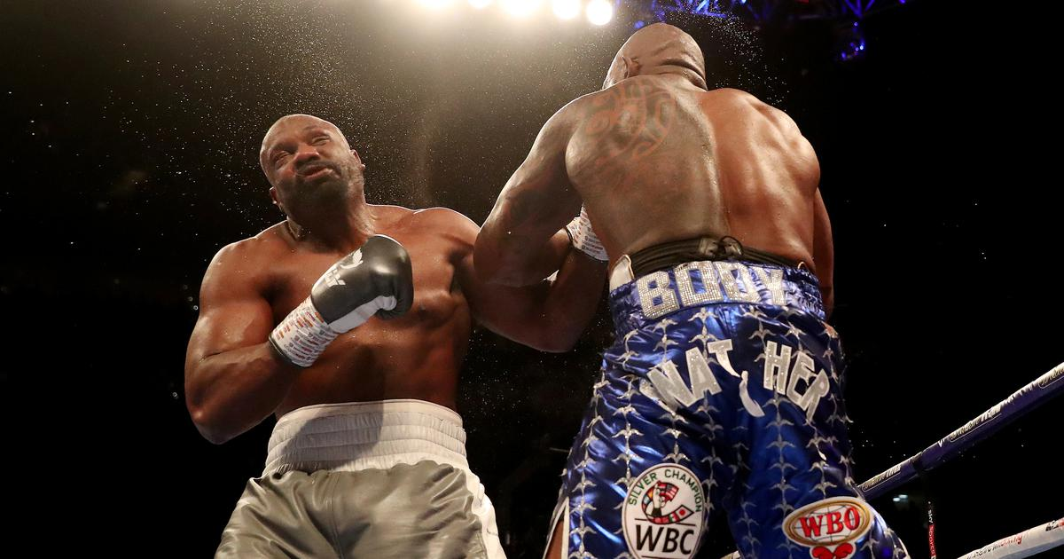 Whyte pobijedio Chisoru, opet boksački meč godine