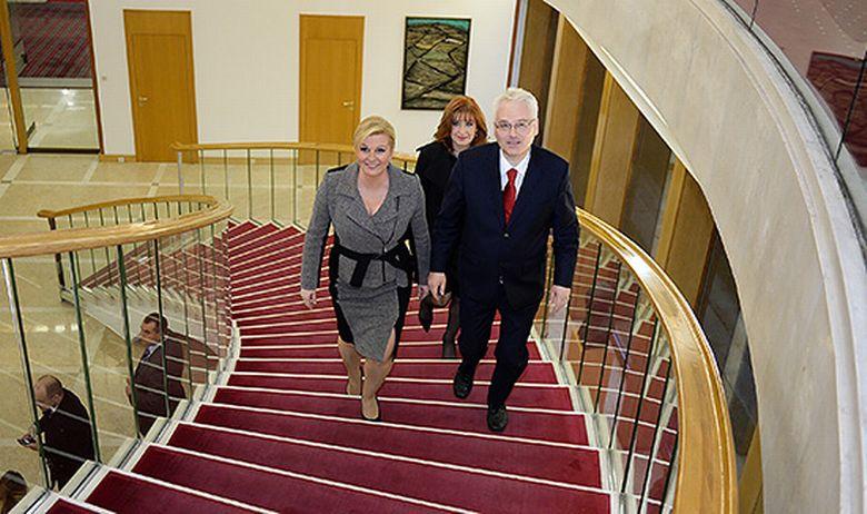 ured predsjednice kolinda josipović