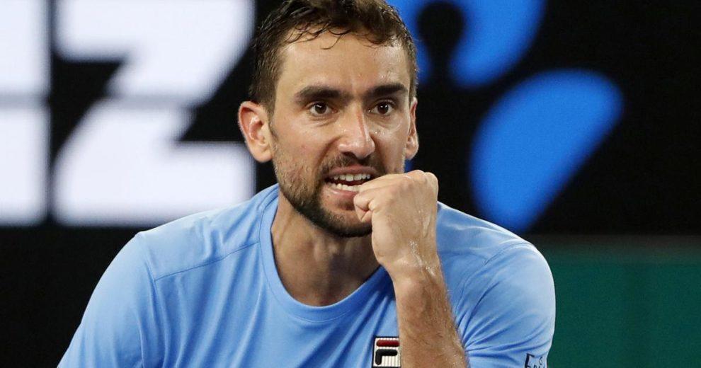 Australian Open: Marin Čilić pobijedio Bernarda Tomića