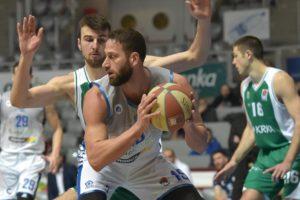 Zadar izgubio od Krke i sada je pred ispadanjem iz ABA lige