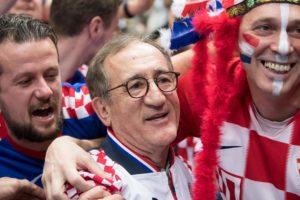 Lino Červar bio je ponosan na igrače nakon pobjede...