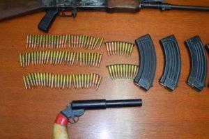 Policija Zadraninu (37) u kući našla puškomitraljez i metke