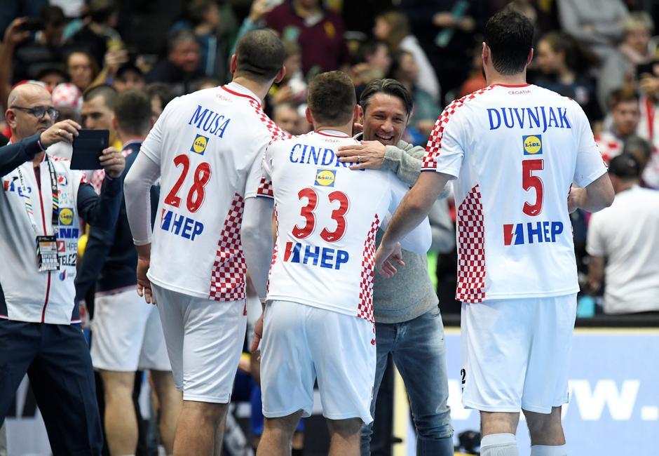 IHF Handball World Championship - Germany & Denmark 2019 - Group B - Iceland v Croatia | Autor: ANDREAS GEBERT