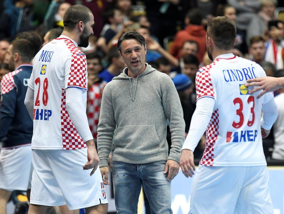 IHF Handball World Championship - Germany & Denmark 2019 - Group B - Iceland v Croatia   Autor: ANDREAS GEBERT