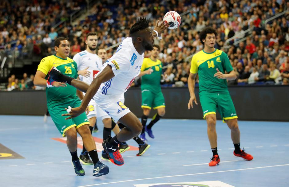 IHF Handball World Championship - Germany & Denmark 2019 - Group A - Brazil v France | Autor: HANNIBAL HANSCHKE
