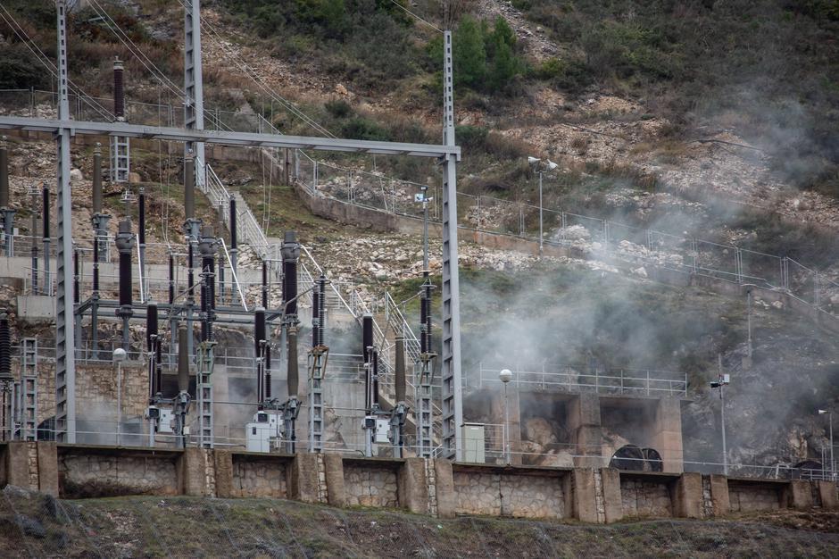 Dubrovnik: Nekoliko osoba prevezeneo u bolnicu zbog po??ara u HR Plat | Autor: Grgo Jelavic/PIXSELL