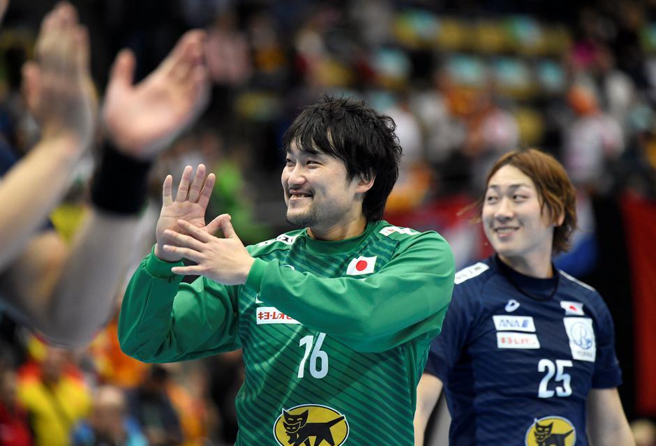 IHF Handball World Championship - Germany & Denmark 2019 - Group B - Japan v Macedonia | Autor: Andreas Gebert/REUTERS/PIXSELL/REUTERS/PIXSELL