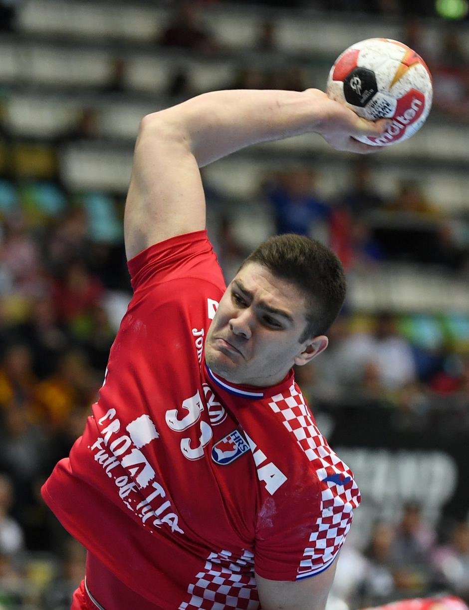 IHF Handball World Championship - Germany & Denmark 2019 - Group B - Croatia v Macedonia   Autor: ANDREAS GEBERT