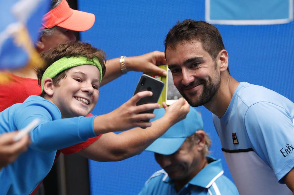 Tennis - Australian Open - Second Round | Autor: ALY SONG