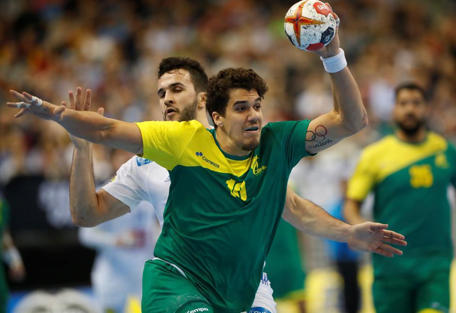 IHF Handball World Championship - Germany & Denmark 2019 - Group A - Brazil v France | Autor: Hannibal Hanschke/REUTERS/PIXSELL/REUTERS/PIXSELL