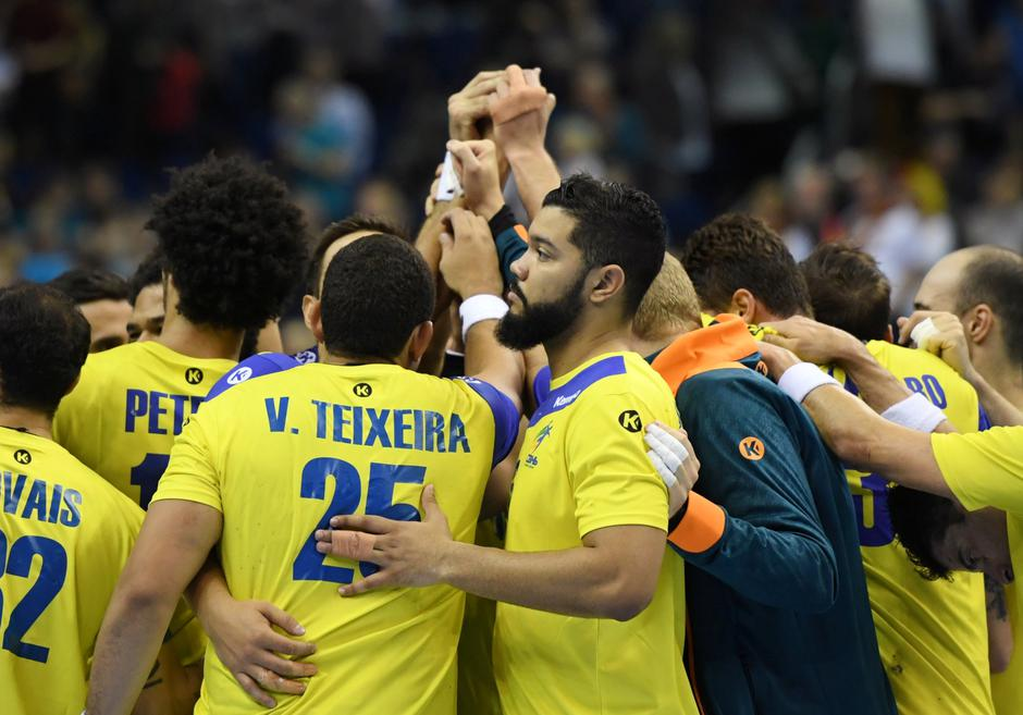 IHF Handball World Championship - Germany & Denmark 2019 - Group A - Serbia v Brazil | Autor: Annegret Hilse/REUTERS/PIXSELL/REUTERS/PIXSELL