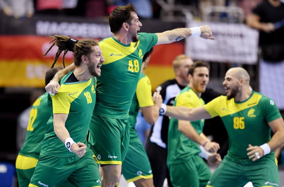 IHF Handball World Championship - Germany & Denmark 2019 - Group A - Russia v Brazil | Autor: Annegret Hilse/REUTERS/PIXSELL/REUTERS/PIXSELL