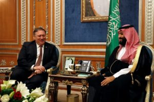 POMPEO U RIJADU Američki državni tajnik tražit će od Saudijaca da Khashoggijevi ubojice odgovaraju