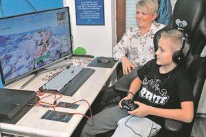 HRVATSKE KLINCE ZALUDJELA ONLINE IGRA FORTNITE 'Moj 10-godišnjak je svoj engleski uz igranje doveo do perfekcije, ali uvela sam mu tri pravila'