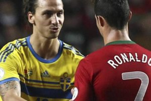 Ibrahimović žestoko oprao Crstiana Ronalda