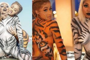 Cardi B poručila: 'Ja sam mali tigar, ti si zebra, pojest ću te...'