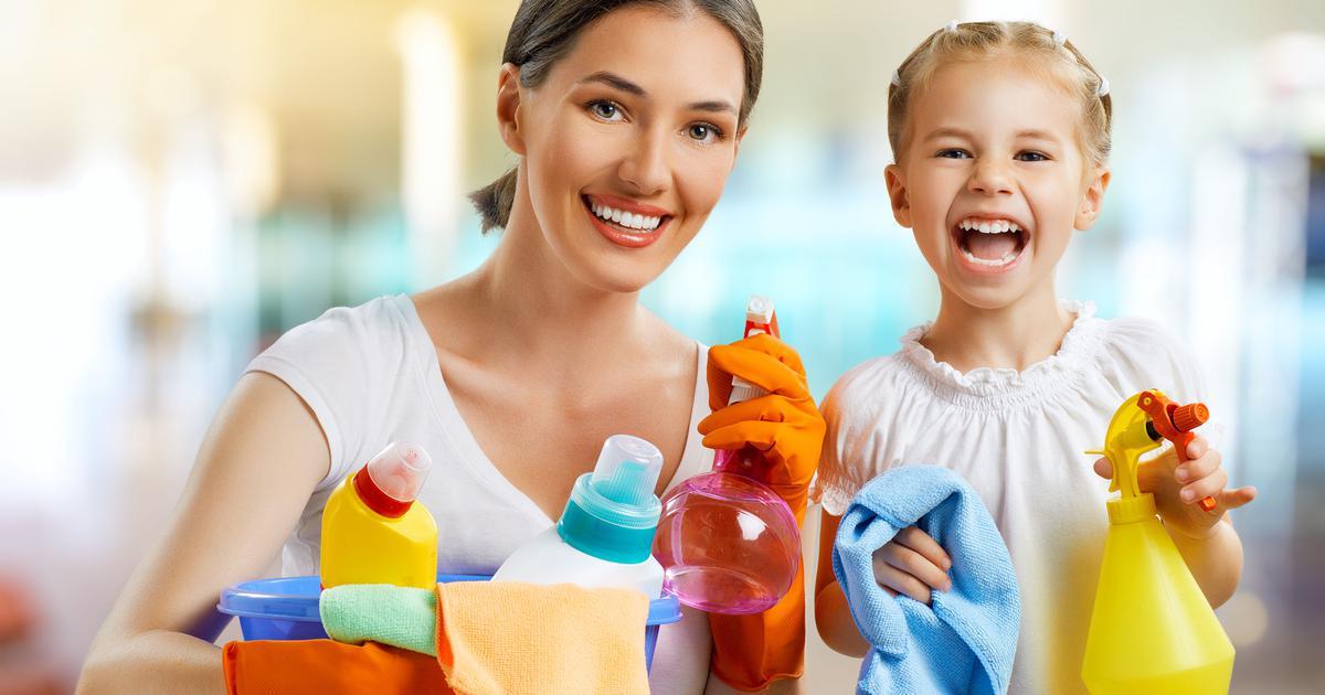 24 genijalna trika za čišćenje cijele kuće - olakšavaju život