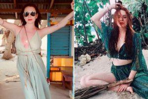 Seksi Lindsay Lohan pozirala u pijesku: 'Želim te u krevetu'
