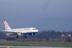 Croatia Airlinesom lani letjelo rekordnih 2,1 milijuna putnika