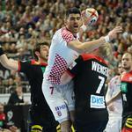 GER, IHF WM 2019, Kroatien (CRO vs Deutschland (GER)