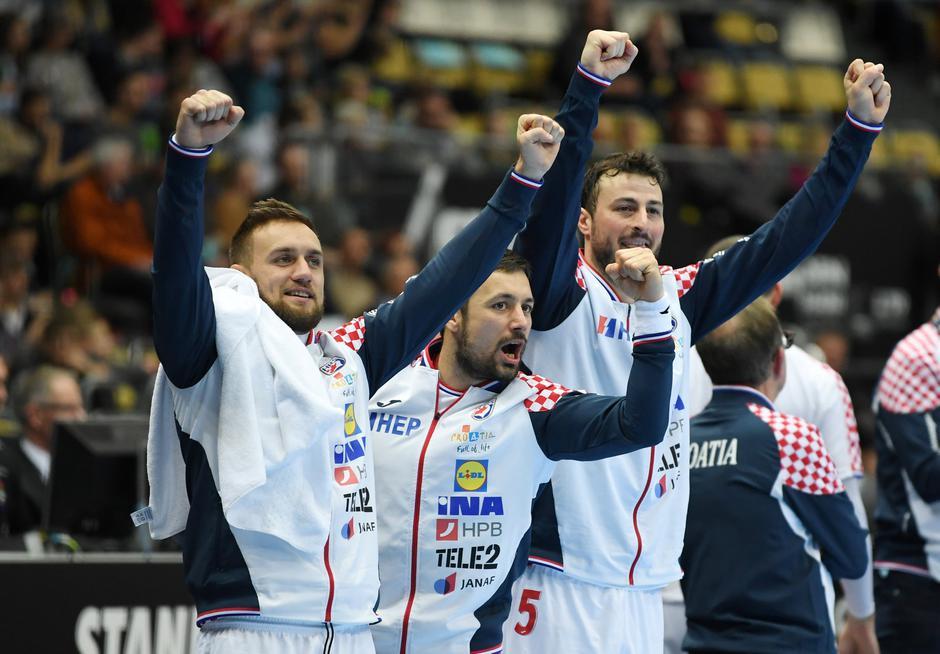 IHF Handball World Championship - Germany & Denmark 2019 - Group B - Croatia v Japan   Autor: ANDREAS GEBERT