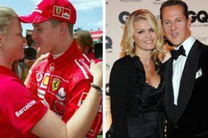 Corrinna Schumacher o zdravstvenom stanju Michaela Schumachera