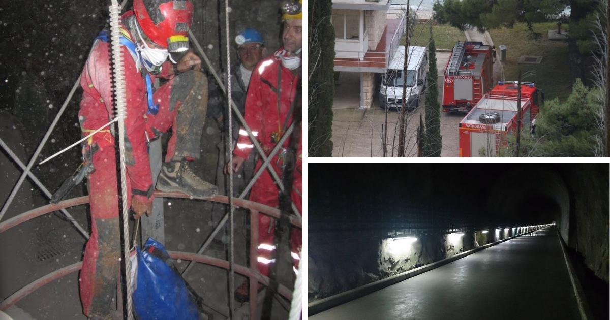 Prazne tunel HE Dubrovnik: 'Ulazimo, sve ćemo pretražiti'