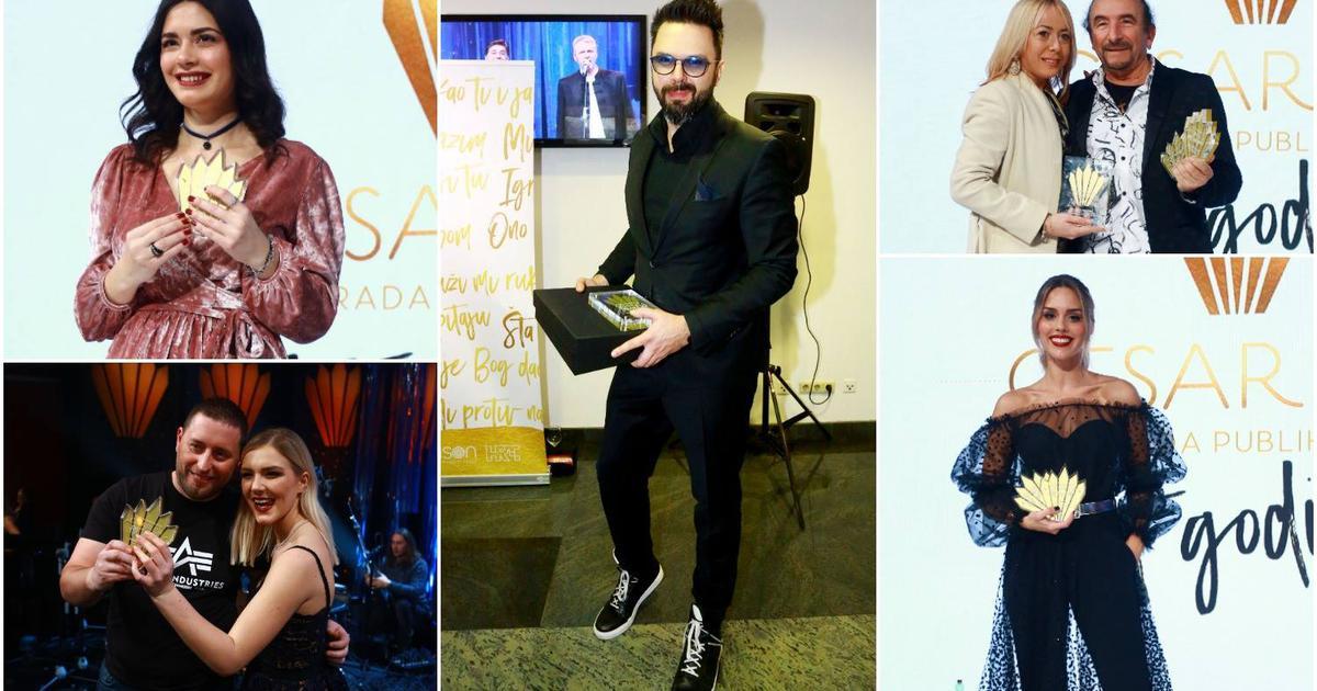 Petar Grašo osvojio nagradu za hit godine s pjesmom 'Ako te pitaju'