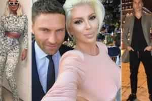Usred afere: Jelena Karleuša suprugu je čestitala rođendan