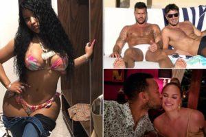 Nicki se noću seksa četiri puta, a Ricky Martin urinira po dečku