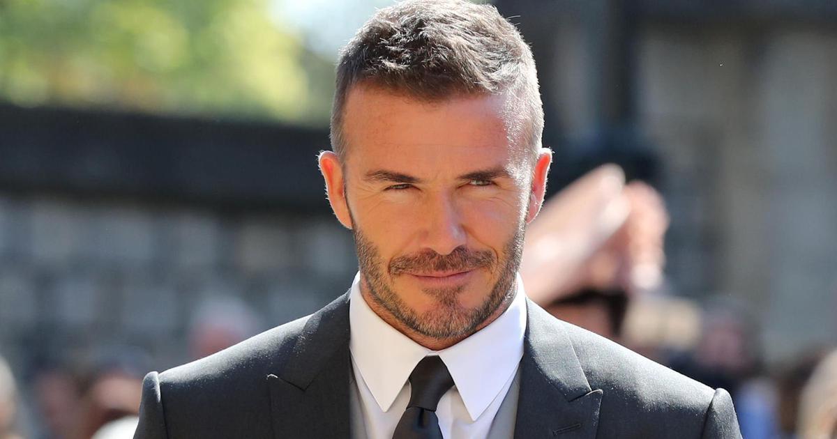 David Beckham na setu serije, ali ipak neće glumiti u njoj?