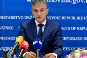 REPORTER N1 TELEVIZIJE SUOČIO MINISTRA MARIĆA S NJEGOVIM OBEĆANJEM, ON BURNO REAGIRAO 'To uopće nije ta rečenica! Vi me namjerno provocirate'