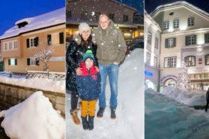FOTO: REPORTERI JUTARNJEG U SRCU SNJEŽNOG KAOSA U AUSTRIJI Sve je blokirano, neka mjesta odsječena, a očekuje se još tri metra snijega!
