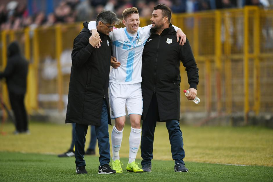 NK Inter Zapresic - HNK Rijeka | Autor: Josip Regovic/PIXSELL