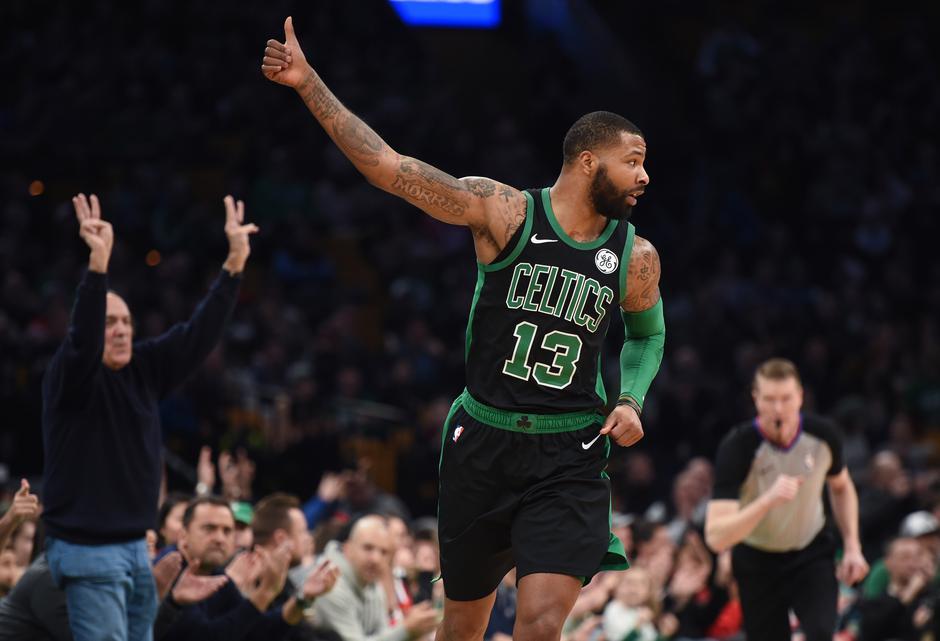 NBA: Oklahoma City Thunder at Boston Celtics   Autor: Bob DeChiara