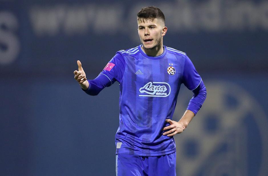 Zagreb: Dinamo na Maksimiru igra protiv Istre u 20. kolu HT Prve lige | Autor: Igor Kralj/PIXSELL