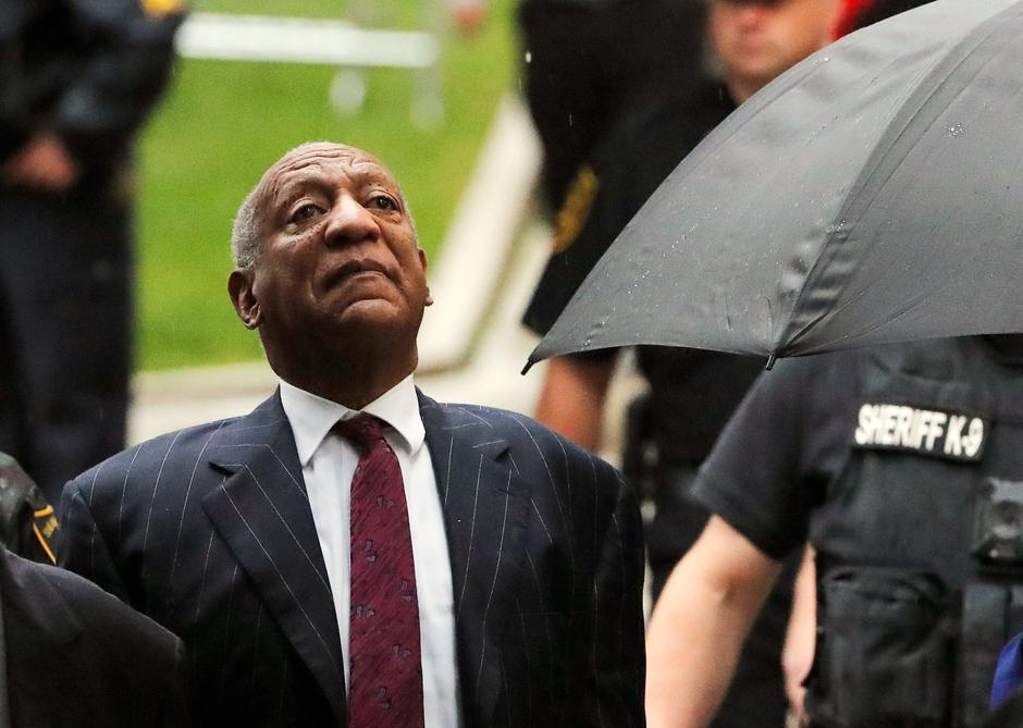 Actor and comedian Bill Cosby arrives at the Montgomery County Courthouse for sentencing in his sexual assault trial in Norristown | Autor: BRENDAN MCDERMID/REUTERS/PIXSELL/REUTERS/PIXSELL